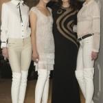 Irina Dobbs & models